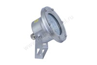 UL436-RGB-PWM-2Co-VL Submersible LED Light 45W/12-24V/30gr/1644lm/2cab.o./Size2