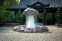 "Surround Column Fountain Head SCH-800, 4x4"" Фонтанный модуль"